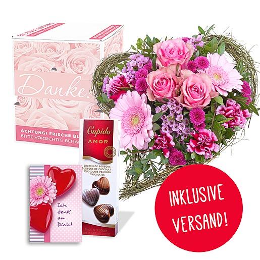 Weltfrauentag Blumengeschenk