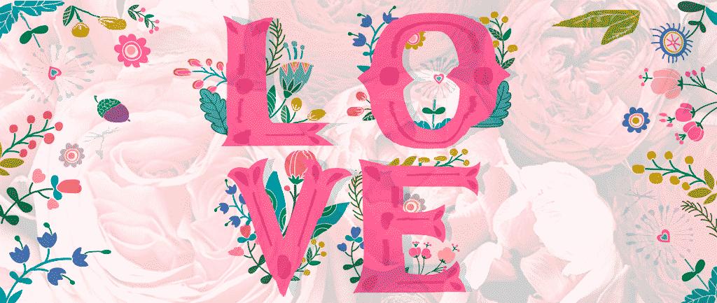 Blumenversand für Valentinstag